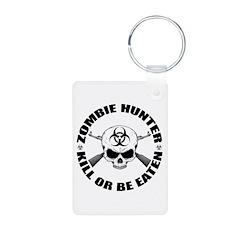 Zombie Hunter 2 Keychains