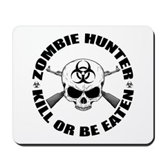 Zombie Hunter 2 Mousepad