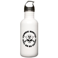 Zombie Hunter 2 Water Bottle