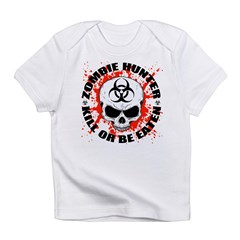 Zombie Hunter 3 Infant T-Shirt