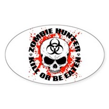 Zombie Hunter 3 Decal