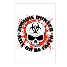 Zombie Hunter 3 Postcards (Package of 8)