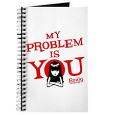 My Problem Is You Journal