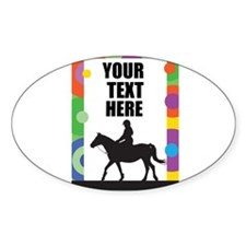 Horse Border Decal