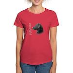 Black Lab Women's Dark T-Shirt