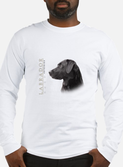 Black Lab Long Sleeve T-Shirt