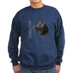 Black Lab Sweatshirt (dark)