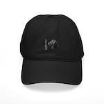 Black Lab Black Cap
