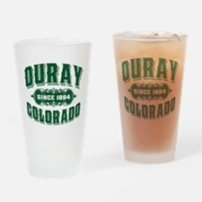 Ouray Colorado Drinking Glass