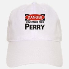 Danger Gov Perry Baseball Baseball Cap
