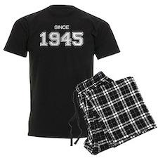 1945 birthday gift idea Pajamas
