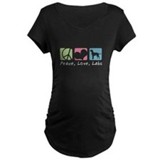 Peace, Love, Labs T-Shirt