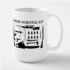 Zombie Survival Kit Mug