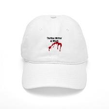 Thriller Writer Baseball Cap