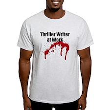 Thriller Writer T-Shirt