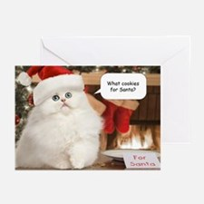 Cookies for Santa Christmas Cards (Pk of