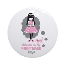 Nightmare Ornament (Round)