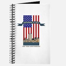 September 11th Ten Years Journal