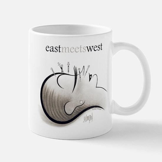 East Meets West Mug