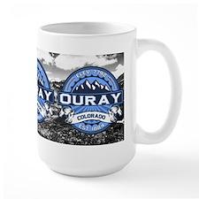 Ouray Blue Mug