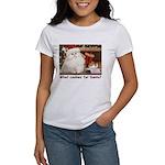 Cookies for Santa Women's T-Shirt
