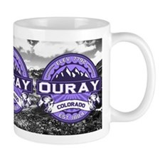 Ouray Purple Mug