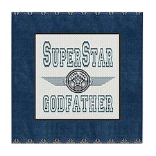 Superstar Godfather Tile Coaster