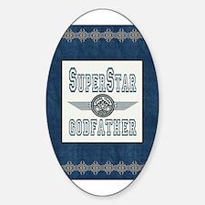 Superstar Godfather Decal
