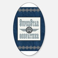 Superstar Godfather Decal