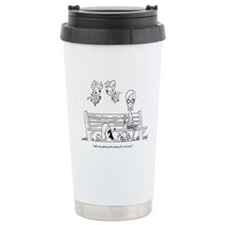 Love Hurts Travel Mug