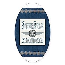 Superstar Grandson Decal