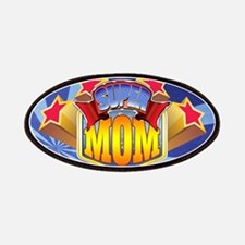 Super Mom Patches