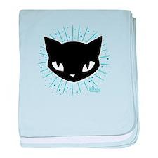 Cathead Mystery Burst baby blanket