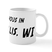 Famous in West Allis Mug