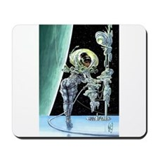 Belinda, Spacewoman Mousepad
