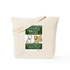 Sixty Thousand Dogs - Spay Ne Tote Bag