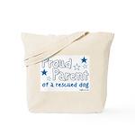 Proud Parent (Dog) Tote Bag