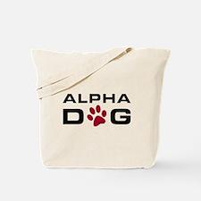 Alpha Dog Tote Bag