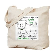Whole Life Tote Bag