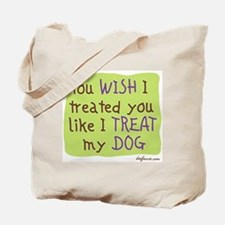 You Wish Dog Tote Bag