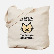 Kept the Cat Tote Bag
