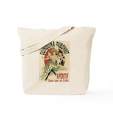 Quinquina Dubonnet 1895 Class Tote Bag