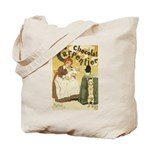 Carpentier Chocolate 1895 Cla Tote Bag