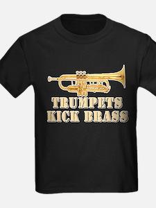 Trumpets Kick Brass T