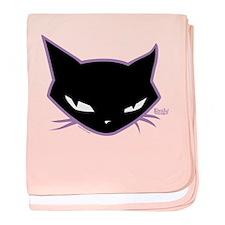 Cathead Neechee baby blanket