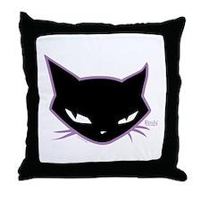 Cathead Neechee Throw Pillow