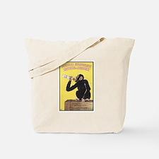 Drinking Monkey Tote Bag