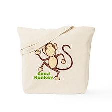 Good Monkey Tote Bag