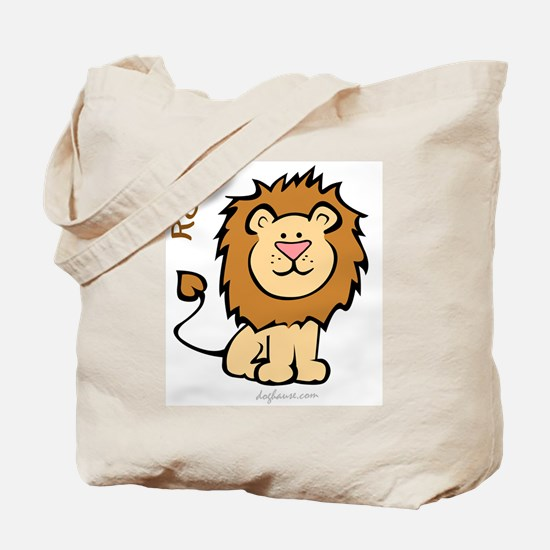 Roar (Lion) Tote Bag