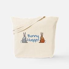 Cute Hugger Tote Bag